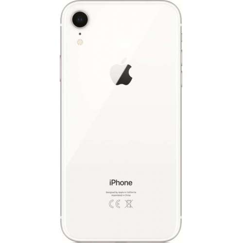 Apple iPhone XR 128GB Dual SIM (белый) фото 2