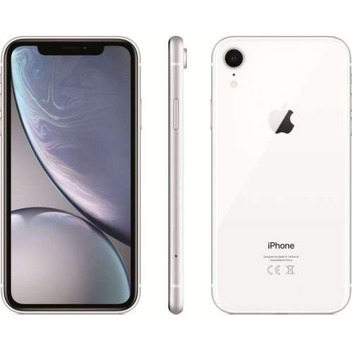 Apple iPhone XR 128GB Dual SIM (белый) фото 4