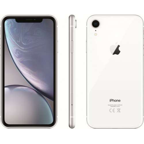 Apple iPhone XR 64GB (белый) фото 4