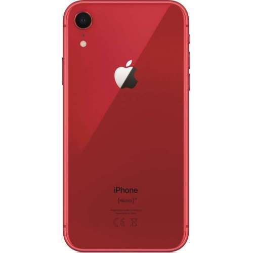 Apple iPhone XR (PRODUCT)RED™ 64GB Dual SIM фото 2