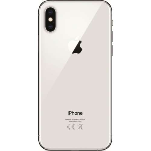 Apple iPhone XS 64GB (серебристый) фото 2