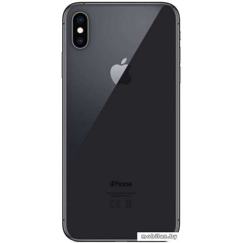 Смартфон Apple iPhone XS Max 256GB (серый космос) фото 3
