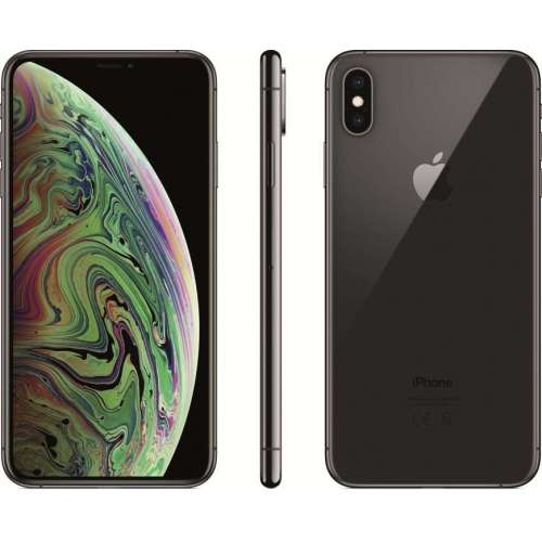 Apple iPhone XS Max 512GB Dual SIM (серый космос) фото 4