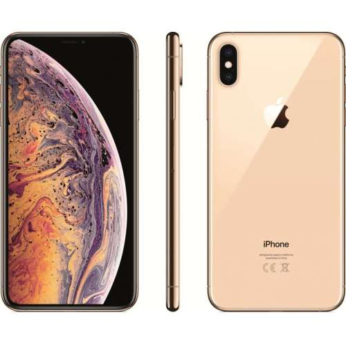 Apple iPhone XS Max 64GB Dual SIM (золотистый) фото 4