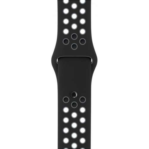 Apple Watch Nike+ 38mm Space Gray with Black/Cool Gray Band [MNYX2] фото 3