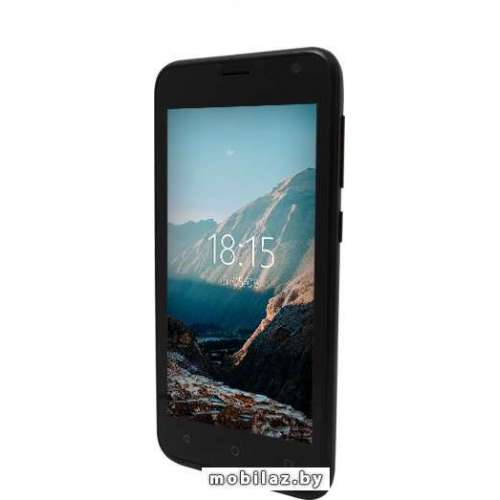 Смартфон BQ-Mobile BQ-4501G Fox Easy (черный) фото 2