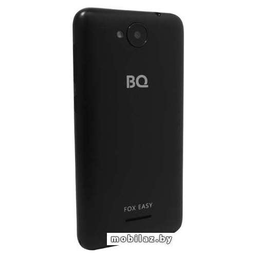 Смартфон BQ-Mobile BQ-4501G Fox Easy (черный) фото 3