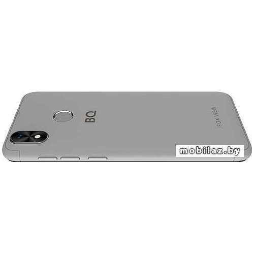 Смартфон BQ-Mobile BQ-5011G Fox View (серый) фото 3