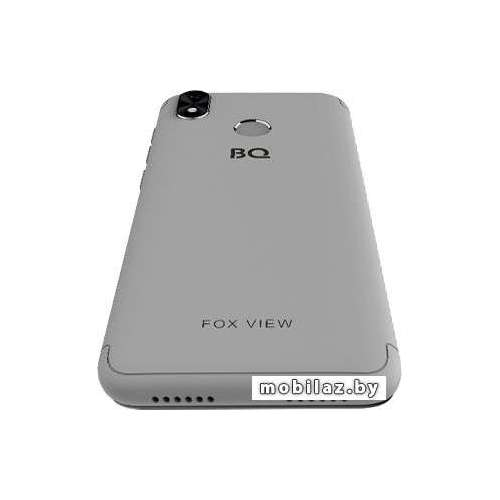 Смартфон BQ-Mobile BQ-5011G Fox View (серый) фото 4