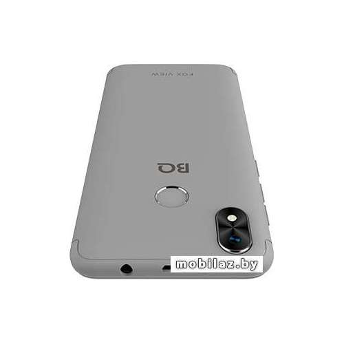 Смартфон BQ-Mobile BQ-5011G Fox View (серый) фото 6