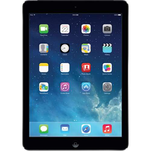 Планшет Apple iPad Air 2 32GB LTE Space Gray фото 1