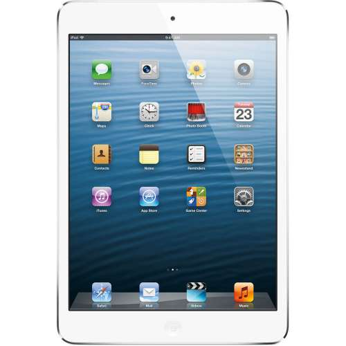Планшет Apple iPad mini 4 128GB LTE Silver фото 1
