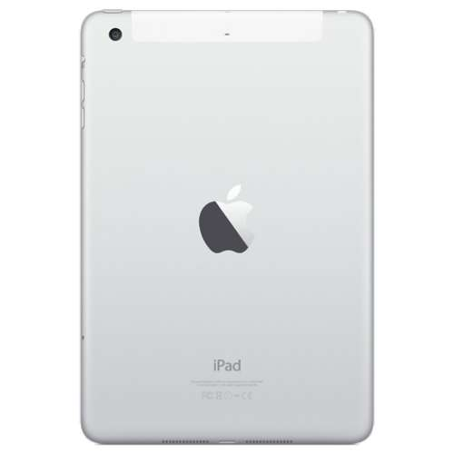 Планшет Apple iPad mini 4 128GB LTE Silver фото 2