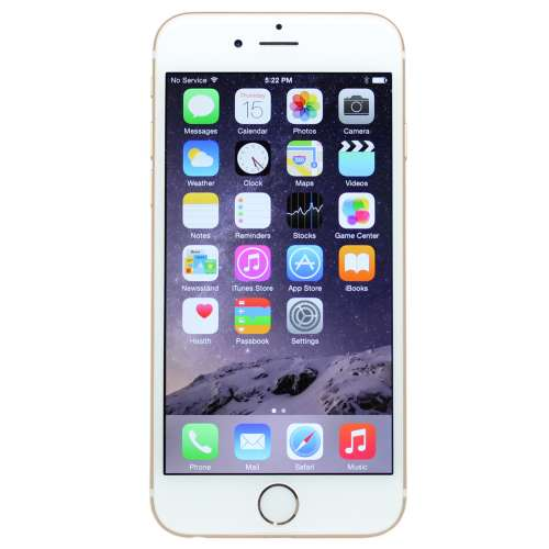 Смартфон Apple iPhone 6 Plus 16GB Gold фото 1