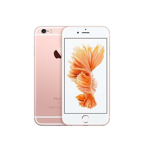 Смартфон Apple iPhone 6s 16GB Rose Gold фото 1