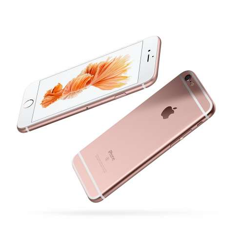 Смартфон Apple iPhone 6s 16GB Rose Gold фото 2