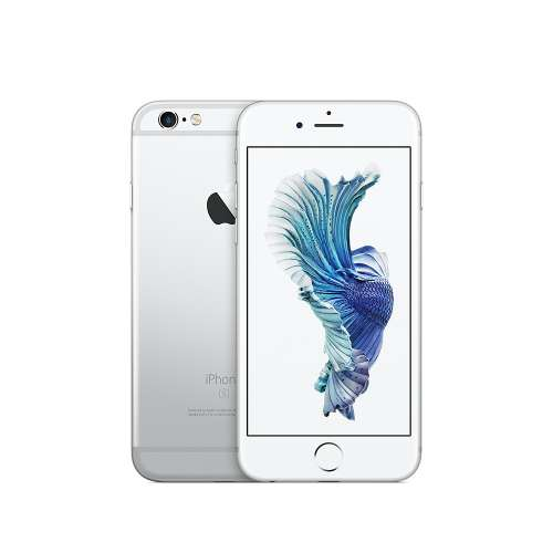 Смартфон Apple iPhone 6s 16GB Silver фото 2