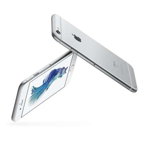 Смартфон Apple iPhone 6s 16GB Silver фото 3