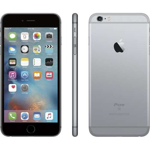 Смартфон Apple iPhone 6s 16GB Space Gray фото 2