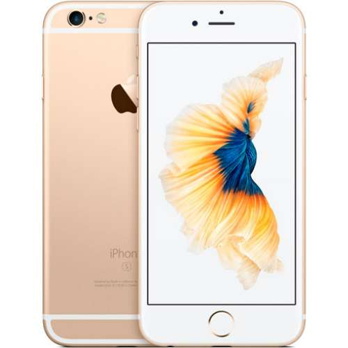 Смартфон Apple iPhone 6s 32GB Gold фото 2