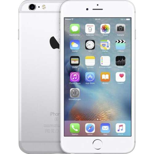 Смартфон Apple iPhone 6s Plus 128GB Silver фото 2