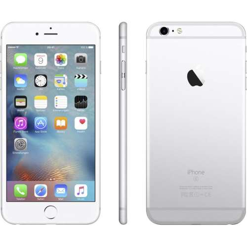 Смартфон Apple iPhone 6s Plus 128GB Silver фото 3