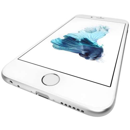 Смартфон Apple iPhone 6s Plus 128GB Silver фото 4