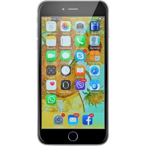 Смартфон Apple iPhone 6s Plus 128GB Space Gray фото 1