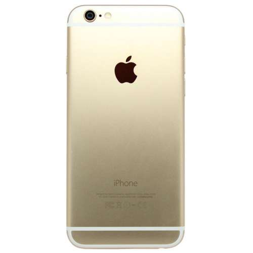 Смартфон Apple iPhone 6s Plus 16GB Gold фото 2