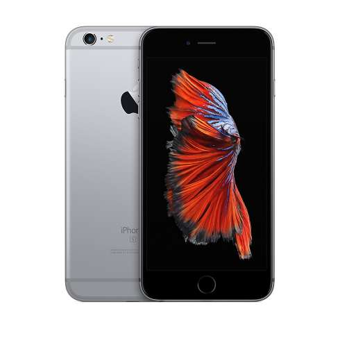Смартфон Apple iPhone 6s Plus 16GB Space Gray фото 2
