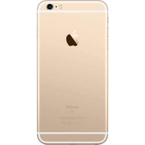 Смартфон Apple iPhone 6s Plus 32GB Gold фото 2
