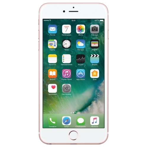 Смартфон Apple iPhone 6s Plus 32GB Rose Gold фото 1