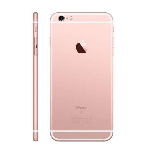 Смартфон Apple iPhone 6s Plus 32GB Rose Gold фото 2