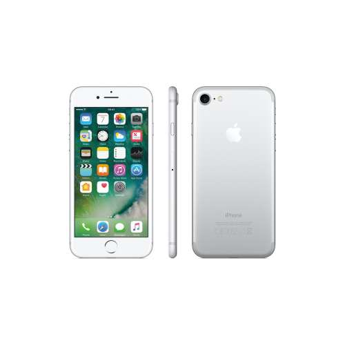 Смартфон Apple iPhone 7 128GB Silver фото 2