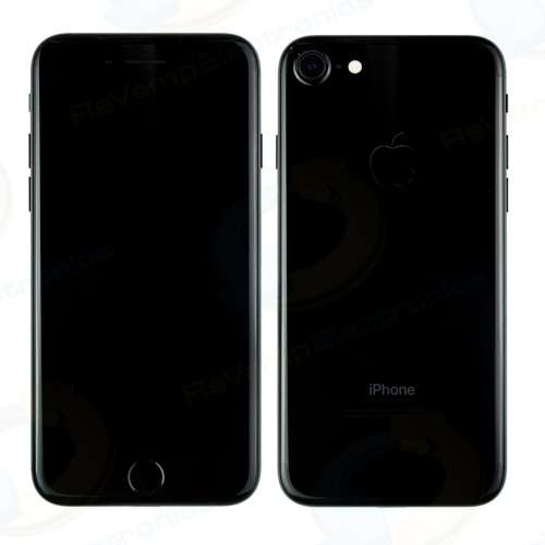 Смартфон Apple iPhone 7 256GB Jet Black фото 3