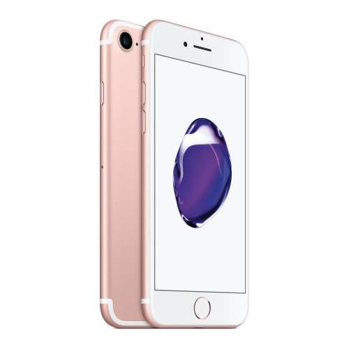 Смартфон Apple iPhone 7 256GB Rose Gold фото 2