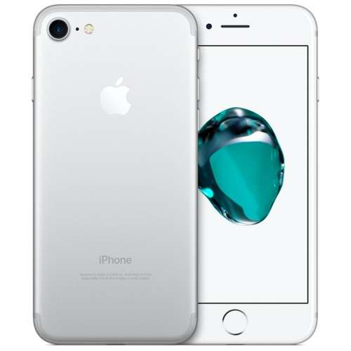 Смартфон Apple iPhone 7 256GB Silver фото 2