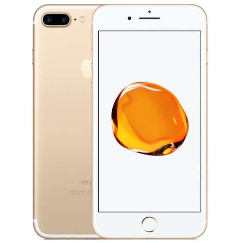 Смартфон Apple iPhone 7 Plus 128GB Gold фото 2