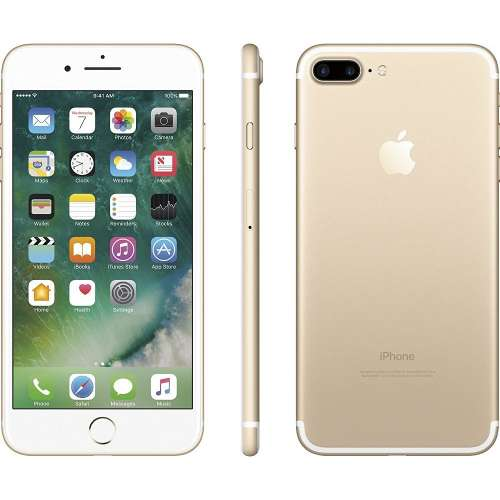 Смартфон Apple iPhone 7 Plus 128GB Gold фото 3