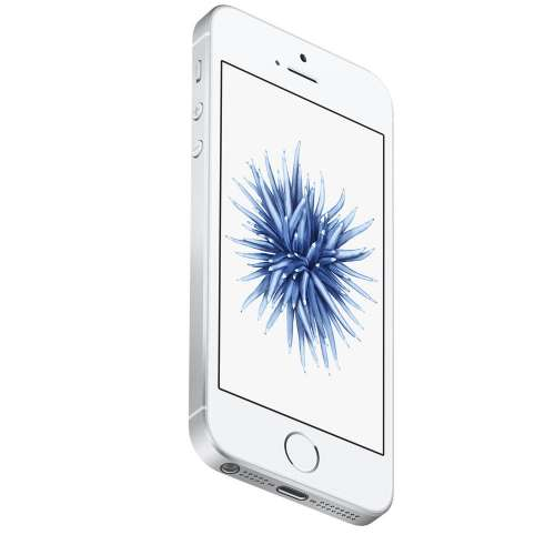 Смартфон Apple iPhone SE 128GB Silver фото 2