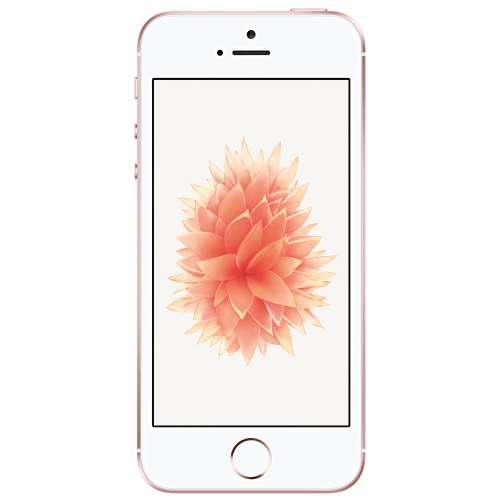 Смартфон Apple iPhone SE 16GB Rose Gold фото 1
