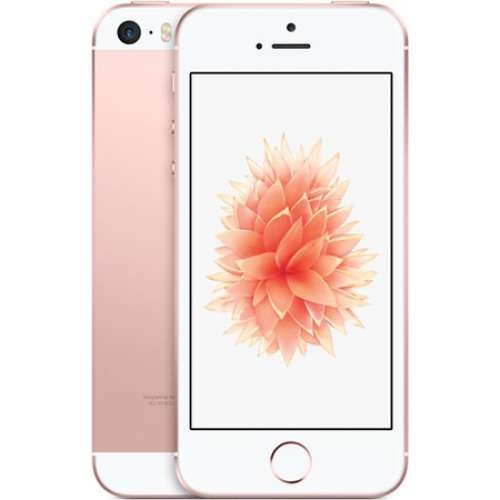Смартфон Apple iPhone SE 16GB Rose Gold фото 3