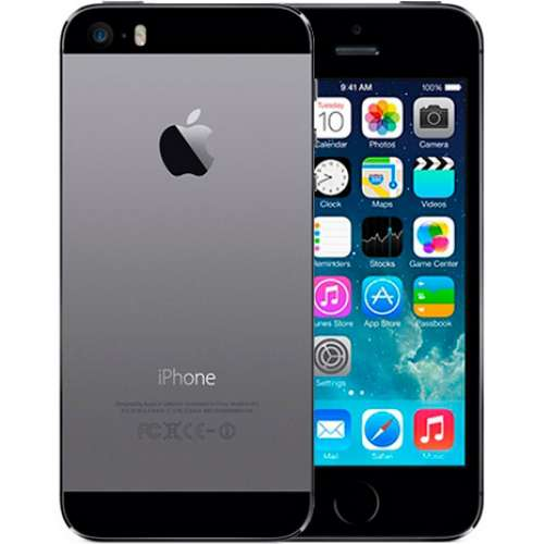 Смартфон Apple iPhone SE 16GB Space Gray фото 2