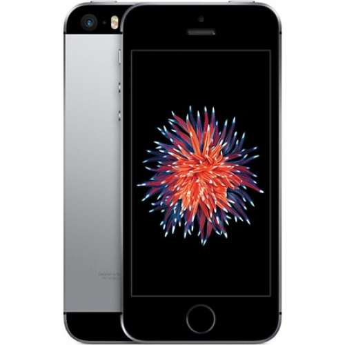 Смартфон Apple iPhone SE 16GB Space Gray фото 3