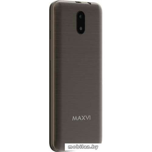 Смартфон Maxvi Orion MS502 (графит) фото 3