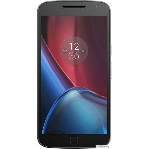Смартфон Motorola Moto G4 Plus 64GB Black [XT1642] фото 1