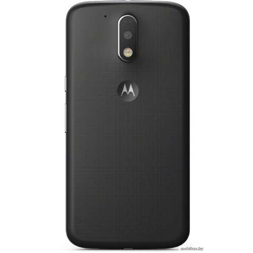 Смартфон Motorola Moto G4 Plus 64GB Black [XT1642] фото 2