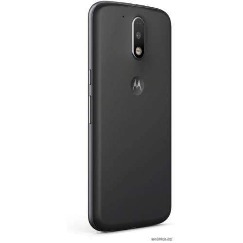 Смартфон Motorola Moto G4 Plus 64GB Black [XT1642] фото 3