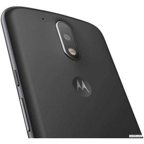 Смартфон Motorola Moto G4 Plus 64GB Black [XT1642] фото 5