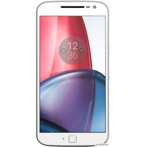 Смартфон Motorola Moto G4 Plus 64GB White [XT1642] фото 1